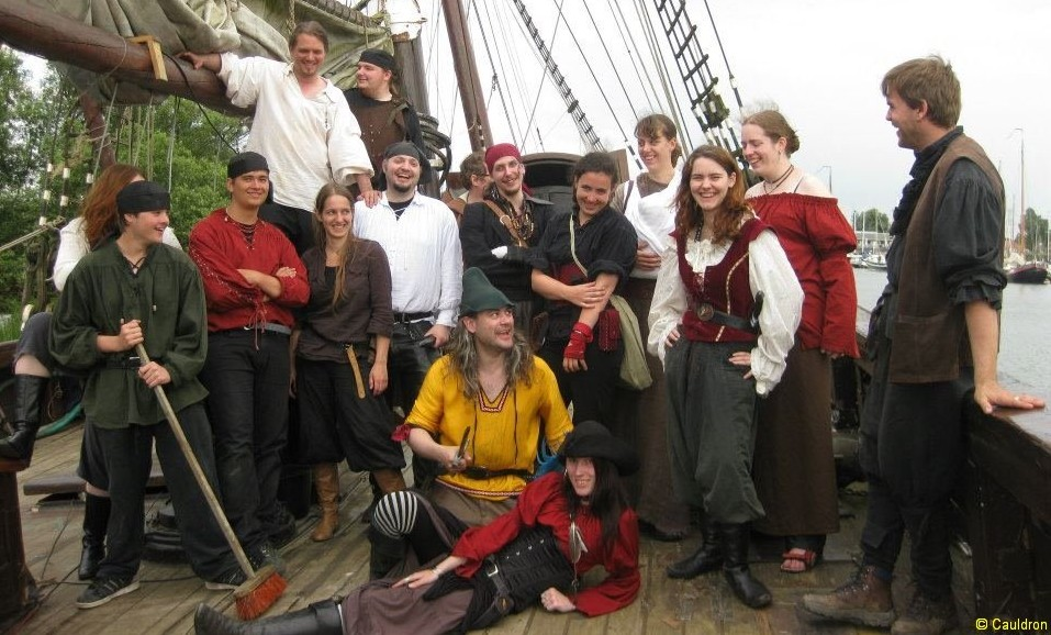Pirates Special
